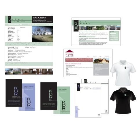 Design of various marketing material